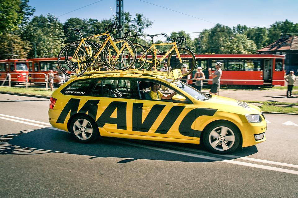 Bagażnik rowerowy grupy kolarskiej - jaki bagażnik na rowery kupić?