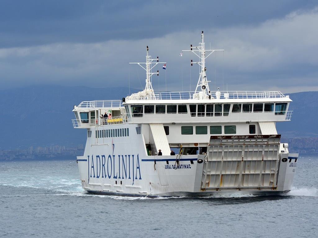 Transport wodny z Jastarni na Hel