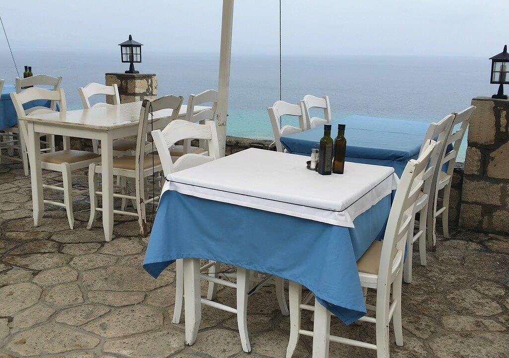 Romantyczna i klimatyczna restauracja w Juracie