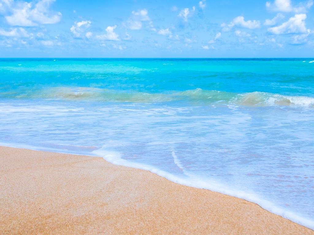 Jedna z wielu atrakcji Władysławowa, Helu i Jastarni - piękna plaża i morze